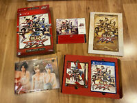 Musou Warriors All-Stars TREASURE BOX Japan Limited Edition PS4 PlayStation 4