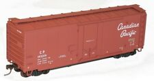 NIB HO Accurail #3127 40' Plug Door Boxcar Canadian Pacific #143209 Kit