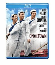 ON THE TOWN (Frank Sinatra) anglais illustration BLU-RAY - Sans zonage pour RU