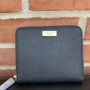 Kate Spade New York Laurel Way Darci Wallet WLRU2909 Black New Without tag