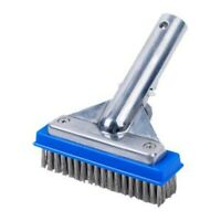 5.5in Pool Brush Aluminium Brush Head Clean Cleaning Quickly High Quality