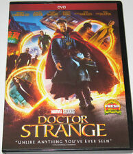 Doctor Strange DVD Benedict Cumberbatch NEW (2016) FREE Shipping with tracking!!