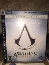 Assassins Creed 1 Altair Limited Edition Jumbo Steelbook Mini Figurine RARE