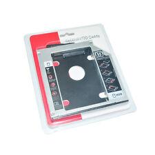 2nd SATA HDD hard drive Adapter Bay Caddy for LENOVO Thinkpad T420 T520