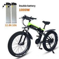 Elektrische Fiets Mountainbike Vouwfiets 26 inch 1000W 12.8Ah ebike Dames Heren