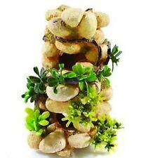 Classic Sandstone column ornament for biorb fish tanks