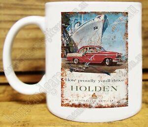 300ml COFFEE MUG - FC HOLDEN