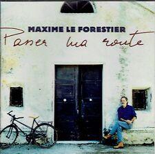 CD - MAXIME LE FORESTIER - Passer ma route