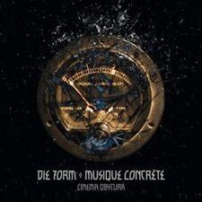 La forme ÷ musique concrete-CINEMA Obscura CD NEUF