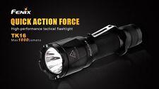 Fenix TK16 Torcia elettrica tattica a LED 1000 lumen