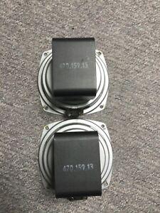 Isophon PSL130 Tieftöner Lautsprecher alnico Gewebesicke
