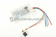 9-60V Max 20A PWM DC Motor Stepless Variable Speed Controller Switch x1