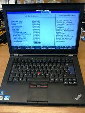 "Lenovo ThinkPad t420 14,1"" Intel i5 4gb RAM 320gb LAN WLAN webcam win7pro #3"