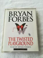 Bryan Forbes-The Twisted Playground cassette audiobook 2 tapes 1994 abridged rea