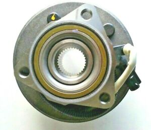 Wheel Bearing and Hub Assembly Front NAPA PBR930423/515029