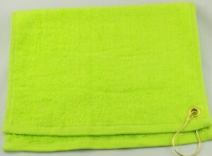 NEW Disc Golf 100% Cotton Towel Black Pink Purple Brown Blue Green