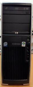 HP xw4600 Workstation Core 2 Quad Q9300 2.5 GHz. 2GB. 500 GB. Win 10 Home 64bit