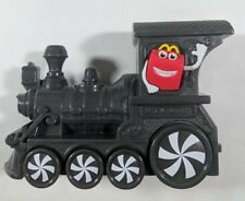 2017 Mcdonald's Holiday Express Train collection