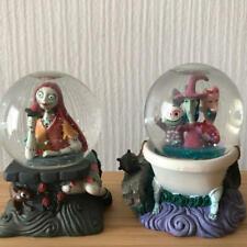 Nightmare Before Christmas Snow Globe 2