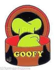 GOOFY HAT & HATBOX Global Lanyard Series Disney Pin 39230