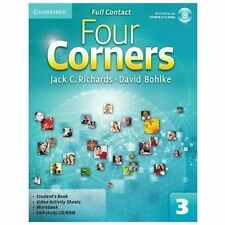 Four Corners, Level 3 Pack by Jack C. Richards and David Bohlke (2012, CD-ROM...