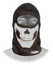 New Oxide Motorcycle, Skull Motorbike Thermal Balaclava, Neck Warmer
