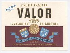 ancien Buvard huile valor 3 merlettes neslor cuisine cocq  decoration cuisine