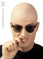Perruque CRANE Chauve Déguisement Homme Costume Moine Tibetain Humoriste Star