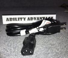 NEW: Pride Mobility 6' Charging cord for mobility scooters or power wheelchairs.