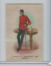 Sc10 Bat Silk, Regimental Uniforms Canada, 1910, #20 Wentworth Regt., Dundas
