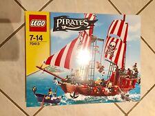 LEGO 70413 Brick Bounty la nave pirata NUOVO SIGILLATO & IN PENSIONE Pirati Governatori