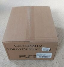 NEW & SEALED Castlevania Lords of Shadow 2 Dracula's Tomb Edition Collector PS3