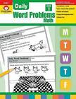 NEW Daily Word Problems, Grade 1 Math by Jill Norris