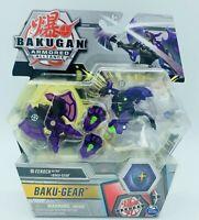 Bakugan S2 Ultra Armored Alliance, Darkus Eenoch with Transforming Baku-Gear
