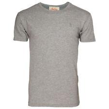 Magliette da uomo grigie Laundry