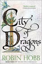 City of Dragons (The Rain Wild Chronicles, Book 3) by Hobb, Robin | Paperback Bo