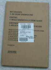New Avon Ice Cream Sandwich Pan With Instructions and Recipes F3730711 NIB