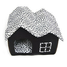 Washable House Cage Bed Cabin Cushion Kennel Puppy Pads L7O1 Indoor Dog Pet V7F9