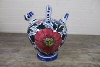 Early Waistel Cooper Lawrence McGowan Studio Art Floral Spray Oil Pourer.