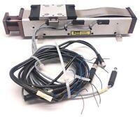 Parker 402100XRMSD2H3L2C2M2E1R1 Precision Linear Positioner W/ Coupler, 100mm
