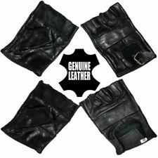 Markenlose Handschuhe aus Leder fürs Motorrad