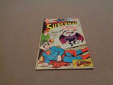 Superman - No. 267 - September 1973 - DC Comics - FN