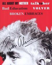 PEDRO ALMODOVAR Signed BROKEN EMBRACES 8x10 Photo IN PERSON Autograph JSA COA