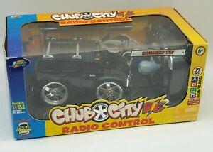 Chub City RC Radio Control Car Jada Toys Hummer H2 NEW NIB 83011