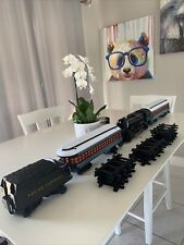 Polar Express 2019 Train Set 4 Cars Track Lionel Ready To Play 7-11803 No Remote