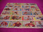 Topps Football Card  Lot 1955 All American (24 diff cards)