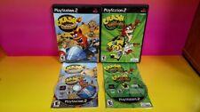 Crash Twinsanity + Nitro Kart Racing Bandicoot - 2 Game Bundle PS2 Playstation 2