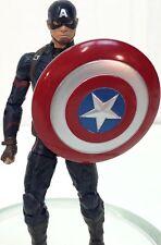 Marvel Legends Civil War CAPTAIN AMERICA Giant Man Series Hasbro 2015 Complete a