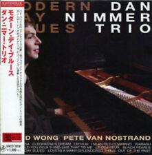 DAN NIMMER TRIO-MODERN DAY BLUES-JAPAN MINI LP CD 1215 C75