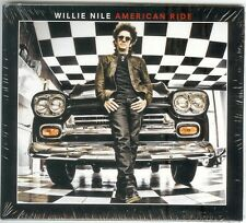 "Willie Nile ""American ride"" - Digipack CD 2013 NOUVEAU & OVP New/sealed"